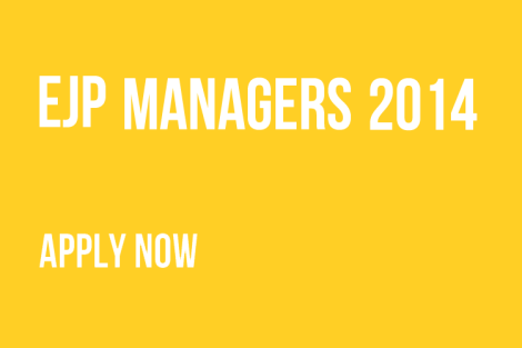 2014 Managers application